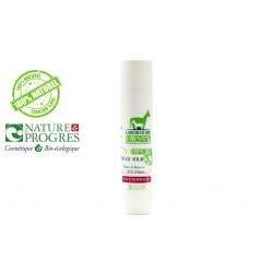 creme de jour peau normale lait d'anesse
