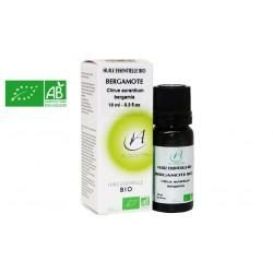huille essentielle de bargamote bio 10ml