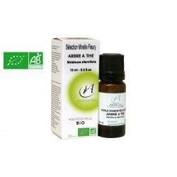 Huile essentielle bio arbre à thé tea tree AB 10ml