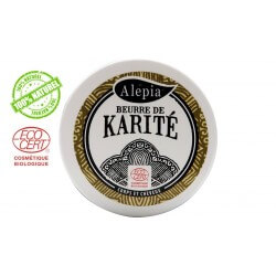 Beurre de karité BIO Alepia 100ml